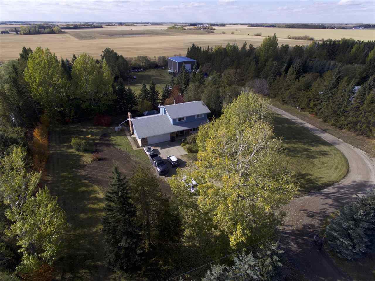 Main Photo: 29 SHULTZ Drive: Rural Sturgeon County House for sale : MLS®# E4146942