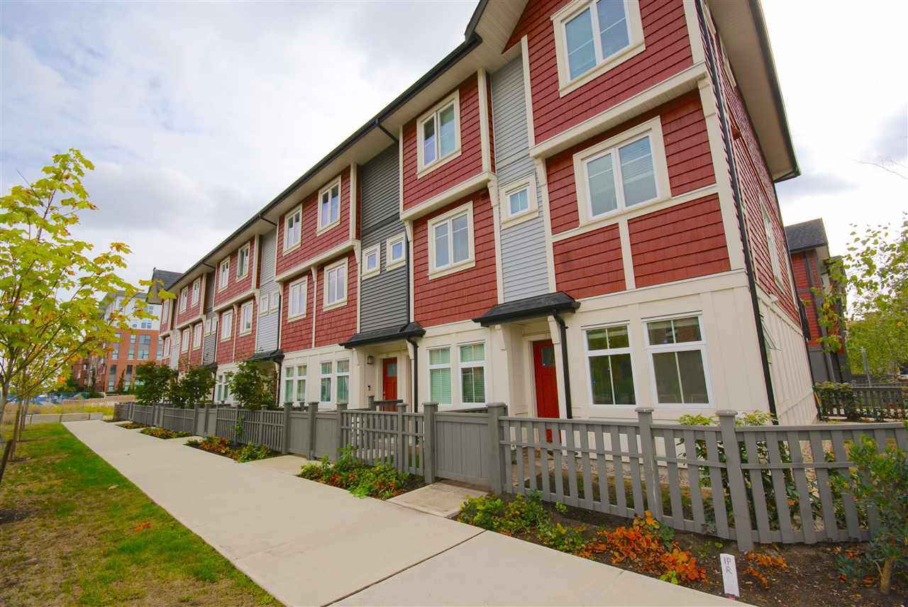 "Main Photo: 30 4588 DUBBERT Street in Richmond: West Cambie Townhouse for sale in ""OXFORD LANE"" : MLS®# R2350007"