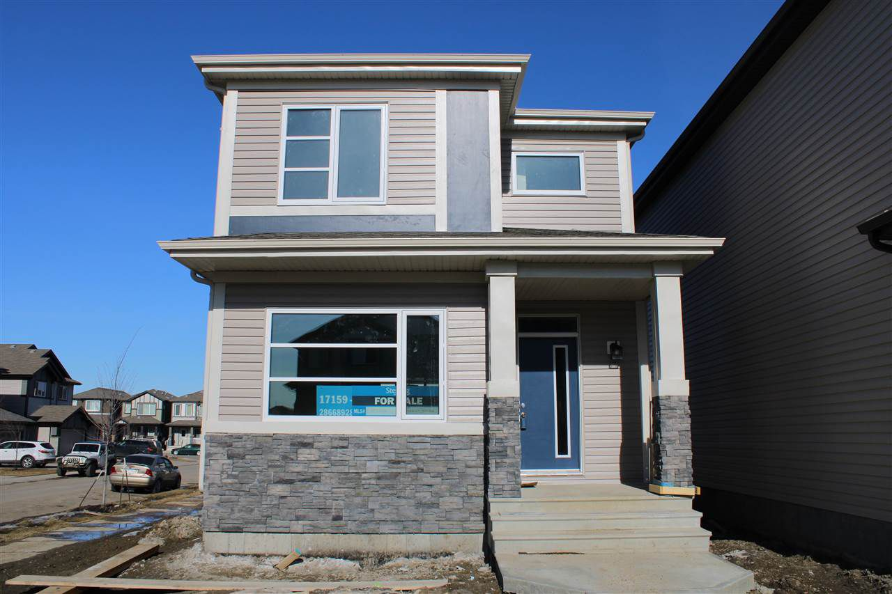 Main Photo: 17159 49 Street in Edmonton: Zone 03 House for sale : MLS®# E4150117