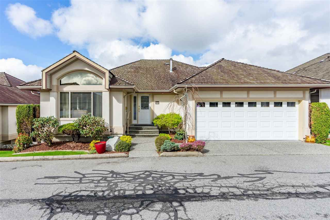 """Main Photo: 24 30703 BLUERIDGE Drive in Abbotsford: Abbotsford West Townhouse for sale in """"Westsyde Park Estates"""" : MLS®# R2358678"""