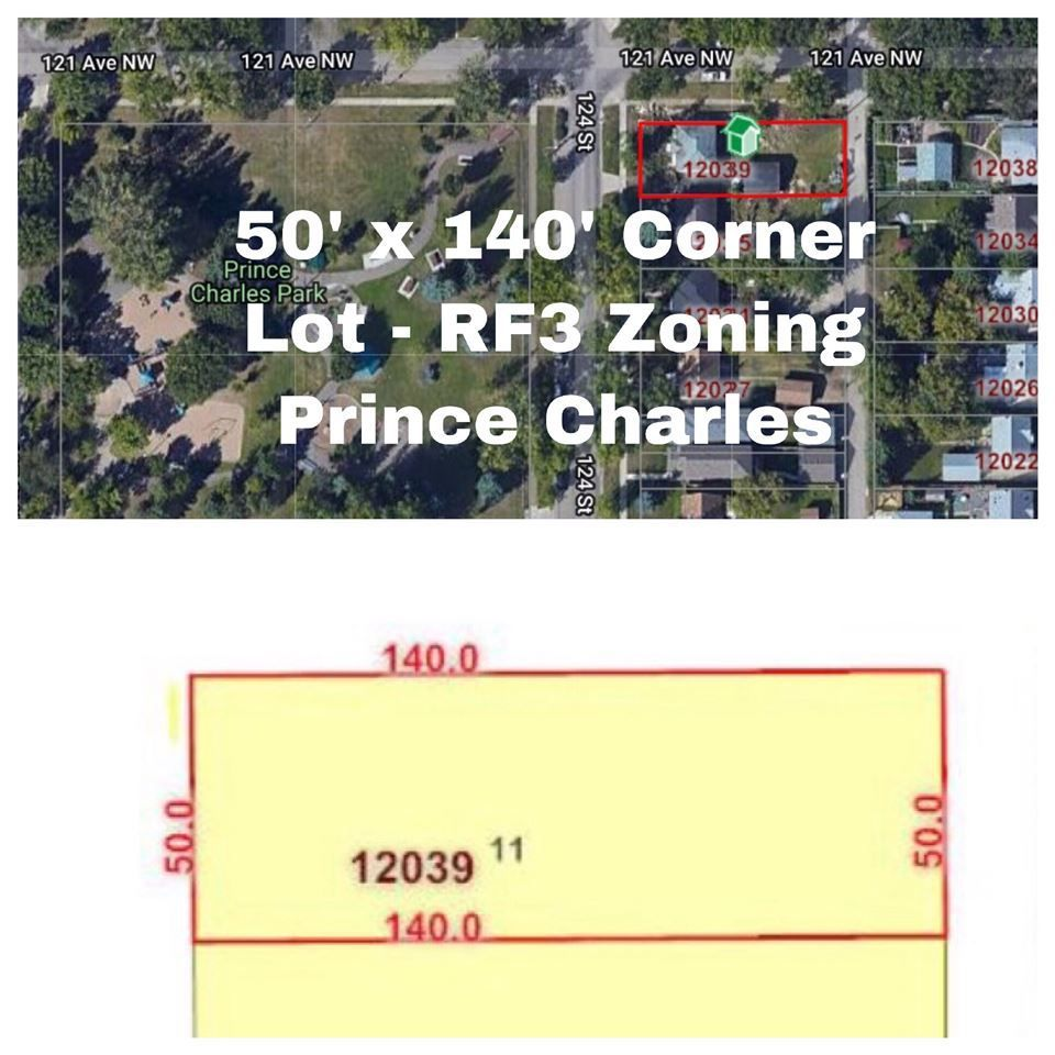 Main Photo: 12039 124 Street in Edmonton: Zone 04 Vacant Lot for sale : MLS®# E4155420