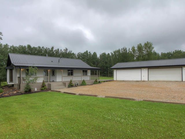Main Photo: 30 1319 TWP RD 510: Rural Parkland County House for sale : MLS®# E4164730