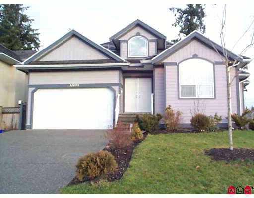 Main Photo: 12699 61B AV in Surrey: Panorama Ridge House for sale : MLS®# F2506861