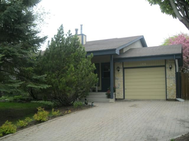 Main Photo: 166 WOODFIELD Bay in WINNIPEG: Charleswood Residential for sale (South Winnipeg)  : MLS®# 1110346
