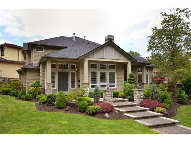 Main Photo: 4825 BARKER Crescent in Burnaby: Garden Village House for sale (Burnaby South)  : MLS®# V902284