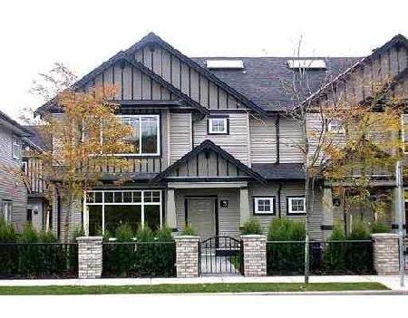 Main Photo: 3-6511 NO. 1 ROAD: House for sale (Terra Nova)  : MLS®# V559632