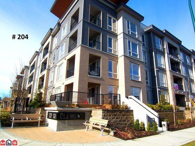 Main Photo: 204 13339 102A Avenue in Surrey: Whalley Condo for sale : MLS®# F1102960