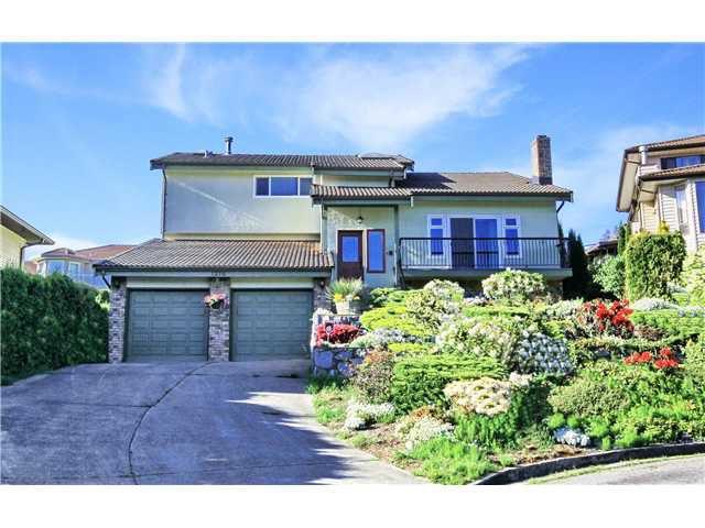 Main Photo: 1278 PHILLIPS Avenue in Burnaby: Simon Fraser Univer. House for sale (Burnaby North)  : MLS®# V951202
