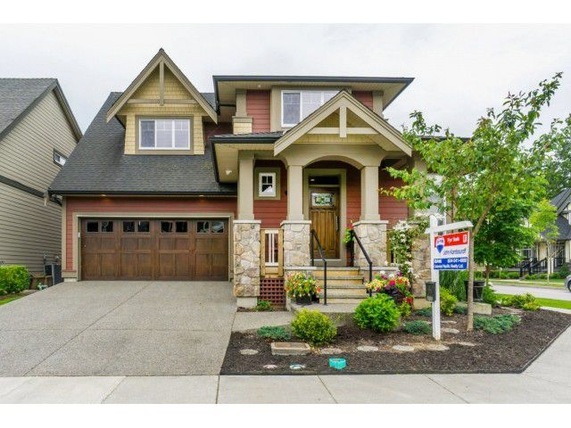 """Main Photo: 17266 0B Avenue in Surrey: Pacific Douglas House for sale in """"Summerfield"""" (South Surrey White Rock)  : MLS®# F1442613"""
