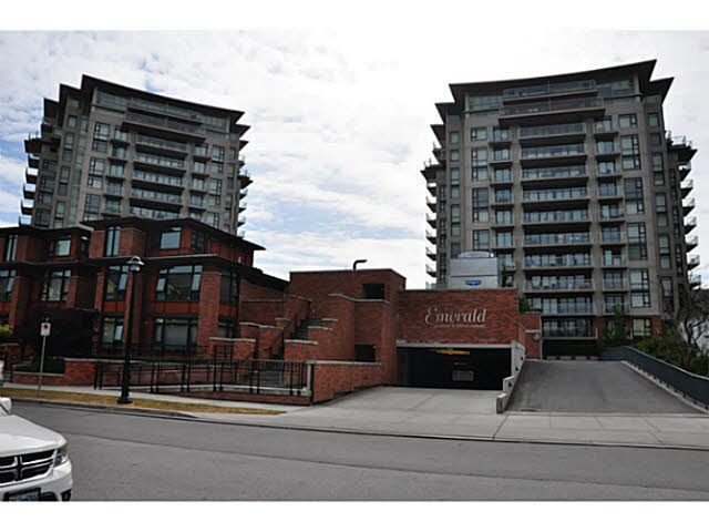 """Main Photo: 1008 6888 COONEY Road in Richmond: Brighouse Condo for sale in """"EMERALD"""" : MLS®# V1130588"""