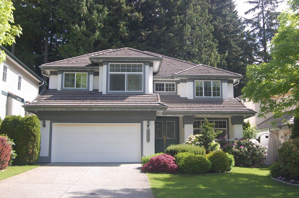 "Main Photo: 3253 PINEHURST Place in Coquitlam: Westwood Plateau House for sale in ""WESTWOOD PLATEAU"" : MLS®# V1133824"