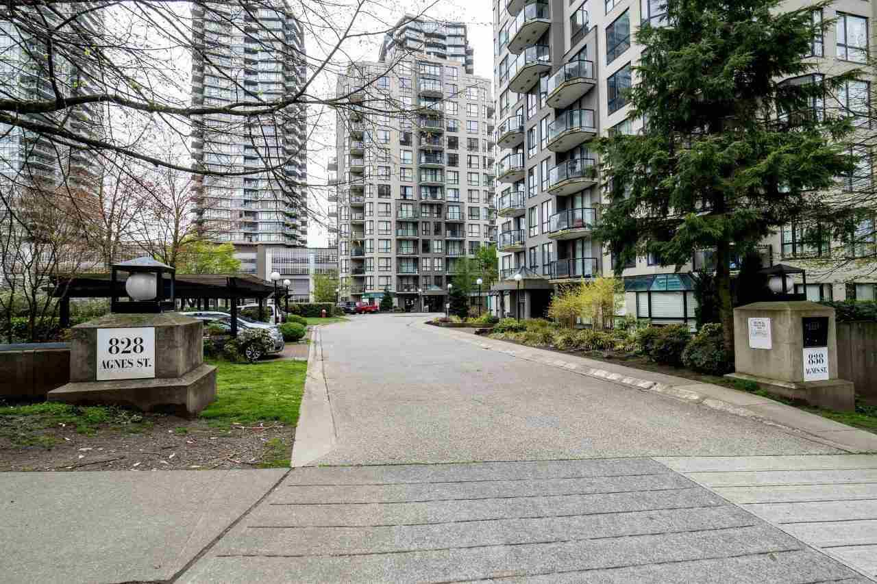 Main Photo: 1401 828 AGNES Street in New Westminster: Downtown NW Condo for sale : MLS®# R2053415