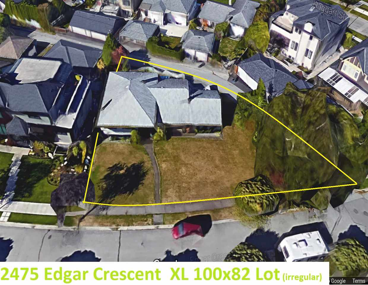 """Main Photo: 2475 EDGAR Crescent in Vancouver: Quilchena House for sale in """"QUILCHENA"""" (Vancouver West)  : MLS®# R2115712"""
