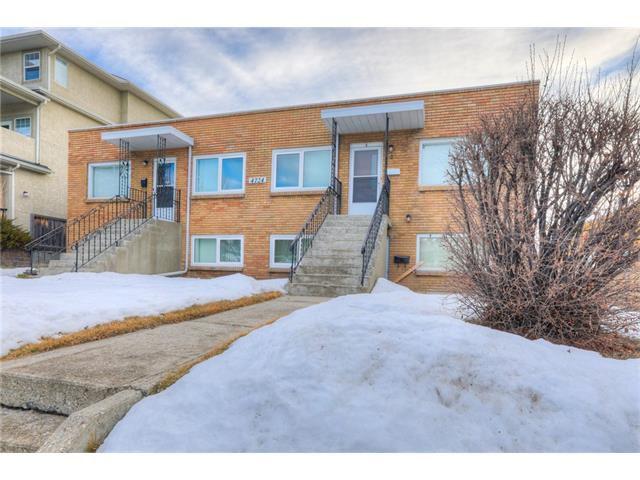 Main Photo: 1-4 4724 STANLEY Road SW in Calgary: Elboya Multi Unit for sale : MLS®# C4095987