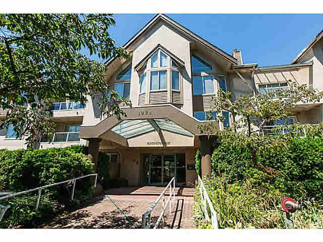 Main Photo: 201 1009 HOWAY STREET in : Uptown NW Condo for sale : MLS®# V1135013