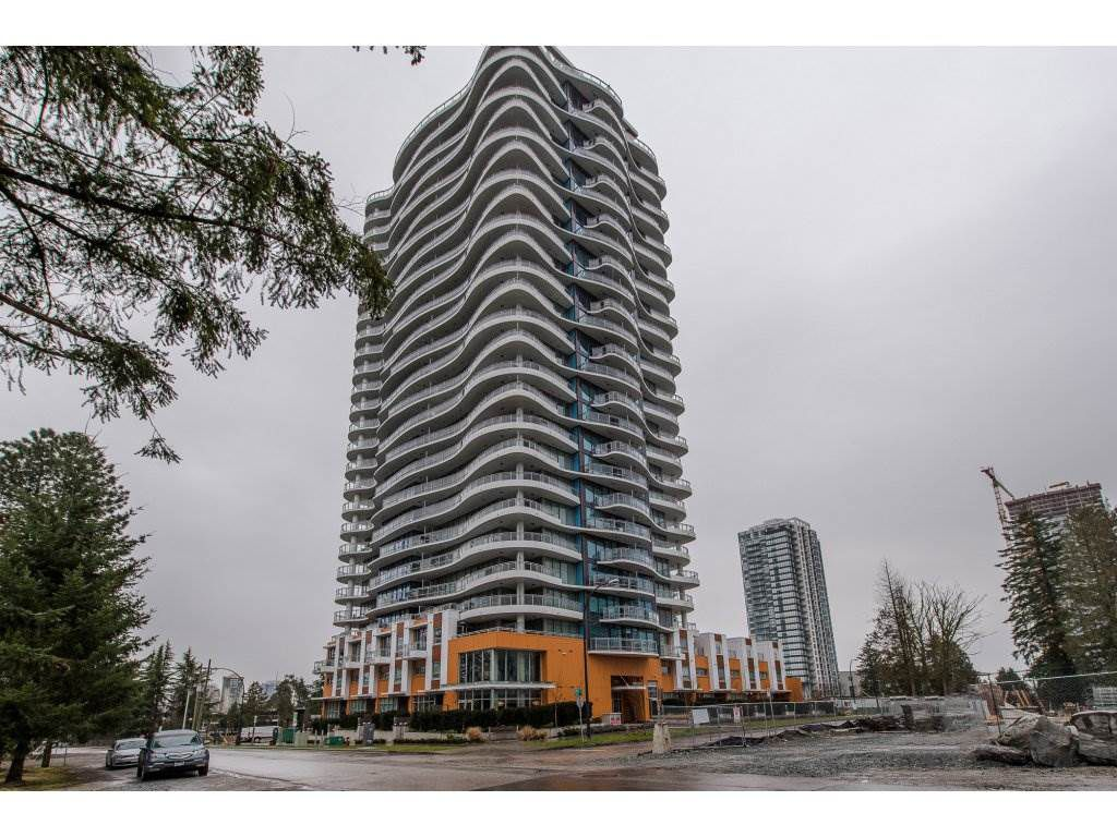 """Main Photo: 601 13303 103A Avenue in Surrey: Whalley Condo for sale in """"THE WAVE"""" (North Surrey)  : MLS®# R2139290"""