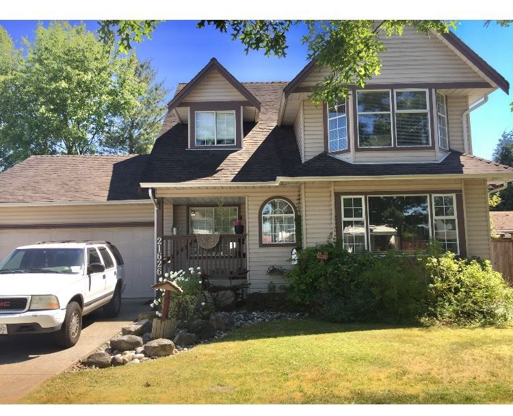 """Main Photo: 21626 50B Avenue in Langley: Murrayville House for sale in """"MURRAYVILLE"""" : MLS®# R2185284"""