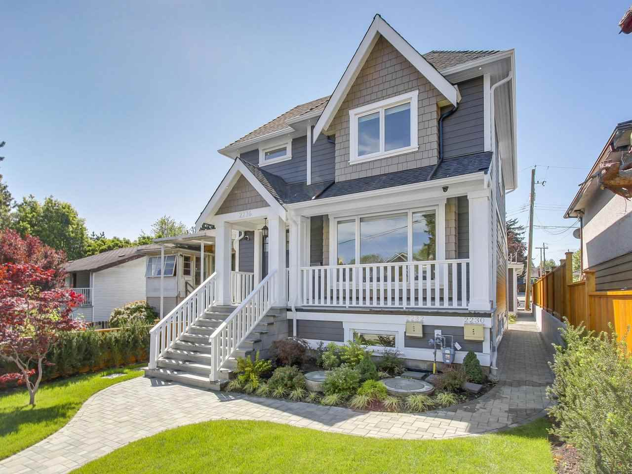 Main Photo: 2236 E 25TH Avenue in Vancouver: Victoria VE House for sale (Vancouver East)  : MLS®# R2191938