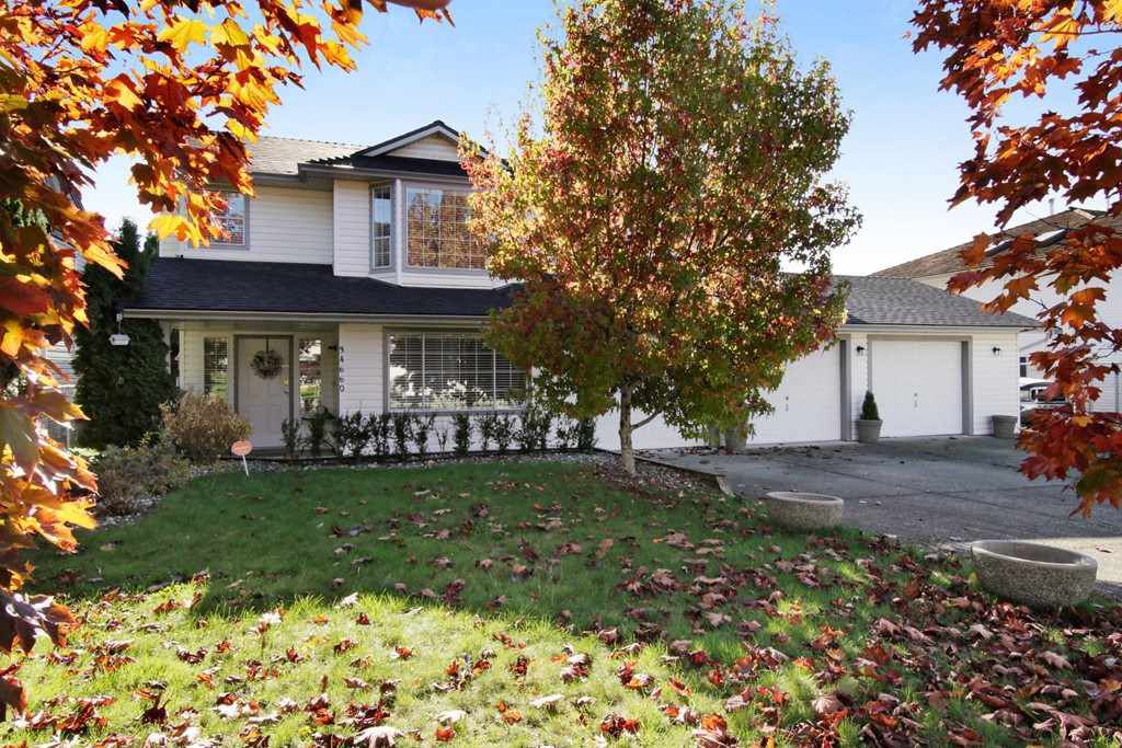 Main Photo: 34660 SANDON Drive in Abbotsford: Abbotsford East House for sale : MLS®# R2215652