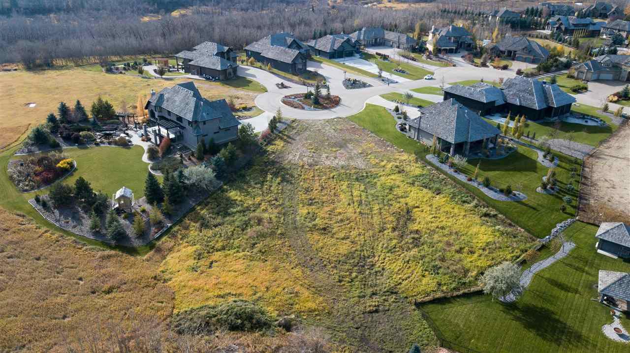 Main Photo: 177 Riverview Close: Rural Sturgeon County Rural Land/Vacant Lot for sale : MLS®# E4086085