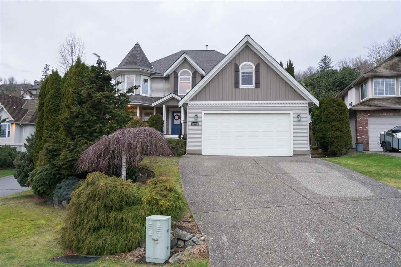 """Main Photo: 35983 STONERIDGE Place in Abbotsford: Abbotsford East House for sale in """"Mountain Village"""" : MLS®# R2236228"""