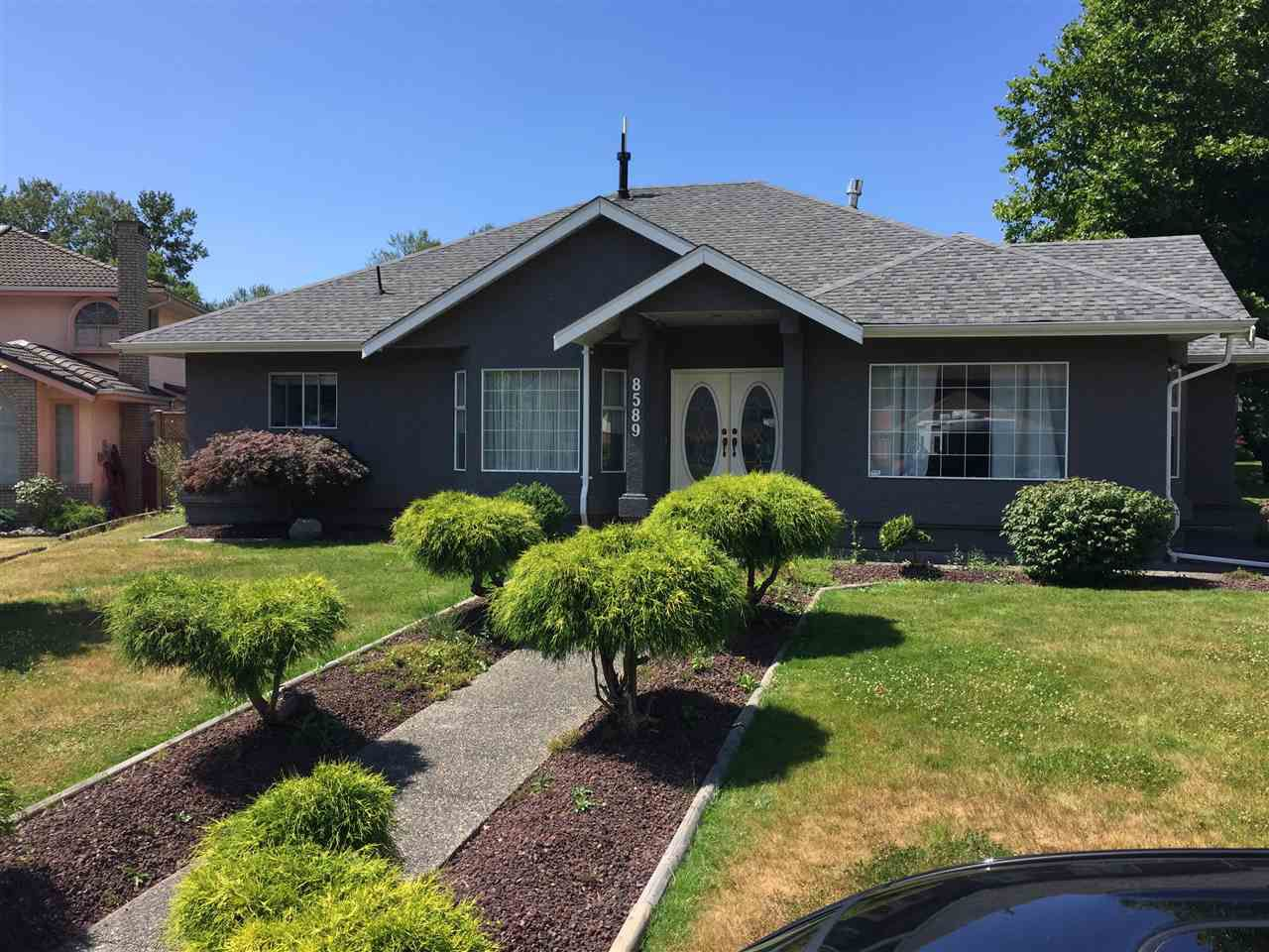 "Main Photo: 8589 141 Street in Surrey: Bear Creek Green Timbers House for sale in ""Brookside"" : MLS®# R2290797"