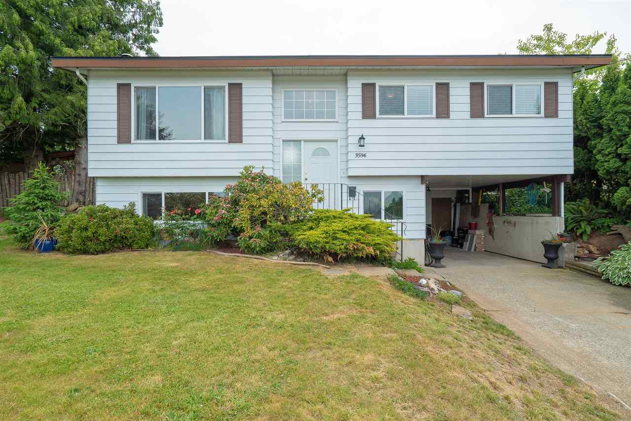 Main Photo: 3596 WALDEN Street in Abbotsford: Abbotsford East House for sale : MLS®# R2310527