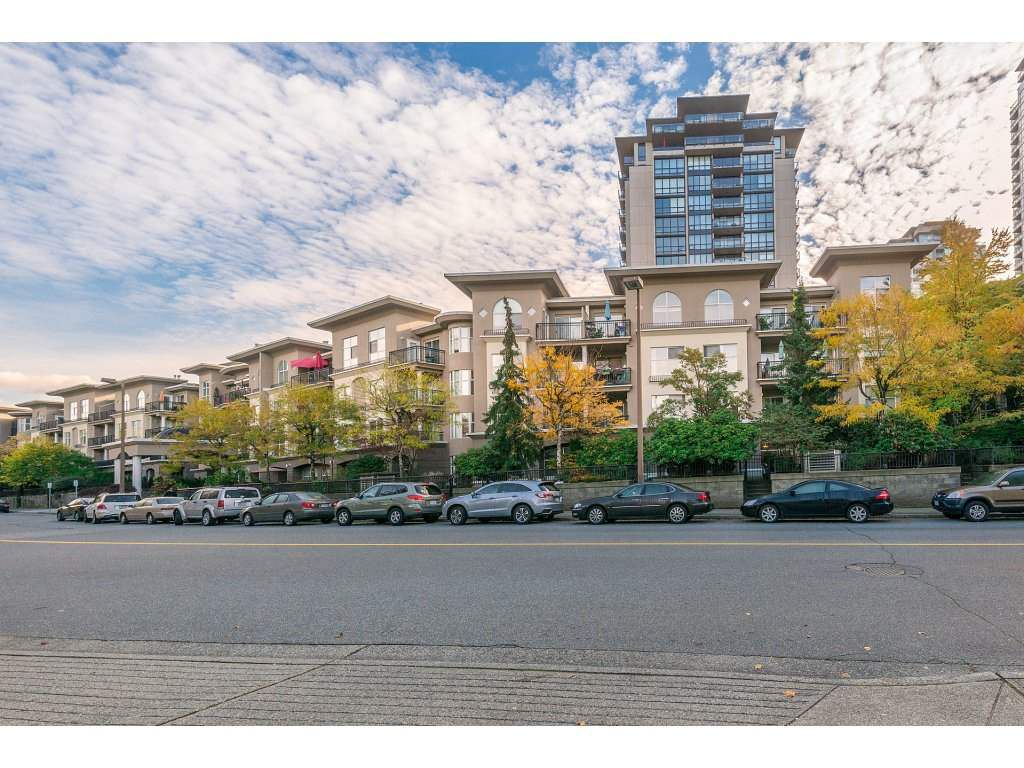 Main Photo: 128 1185 PACIFIC Street in Coquitlam: North Coquitlam Condo for sale : MLS®# R2313169