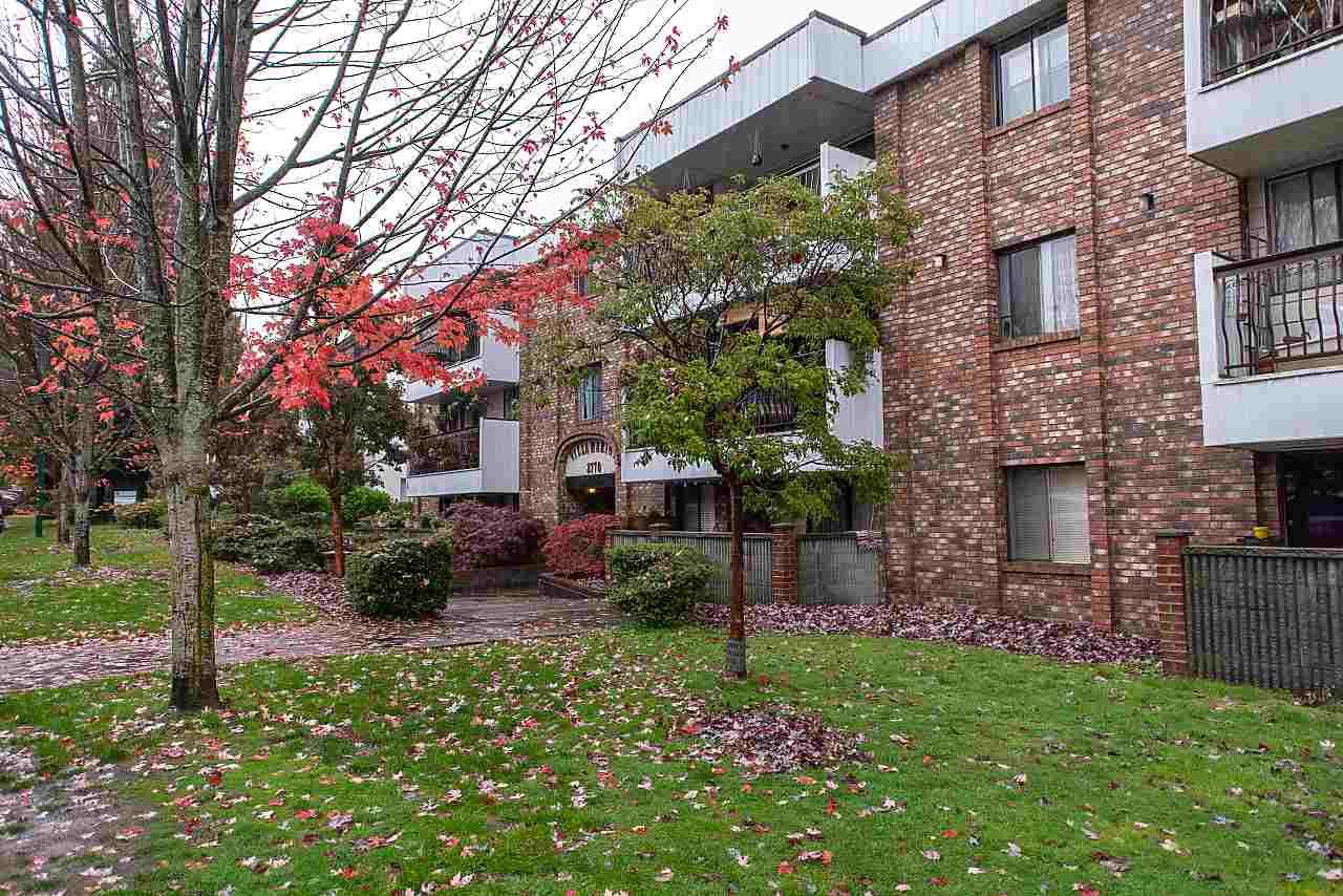 """Main Photo: 305 8770 LAUREL Street in Vancouver: Marpole Condo for sale in """"Villa Marine"""" (Vancouver West)  : MLS®# R2319641"""