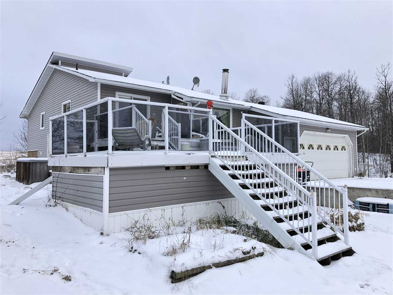 Main Photo: 58030 HWY 777: Rural Barrhead County House for sale : MLS®# E4135399