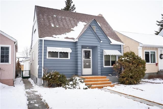 Main Photo: 480 Galloway Street in Winnipeg: Sinclair Park Residential for sale (4C)  : MLS®# 1831692