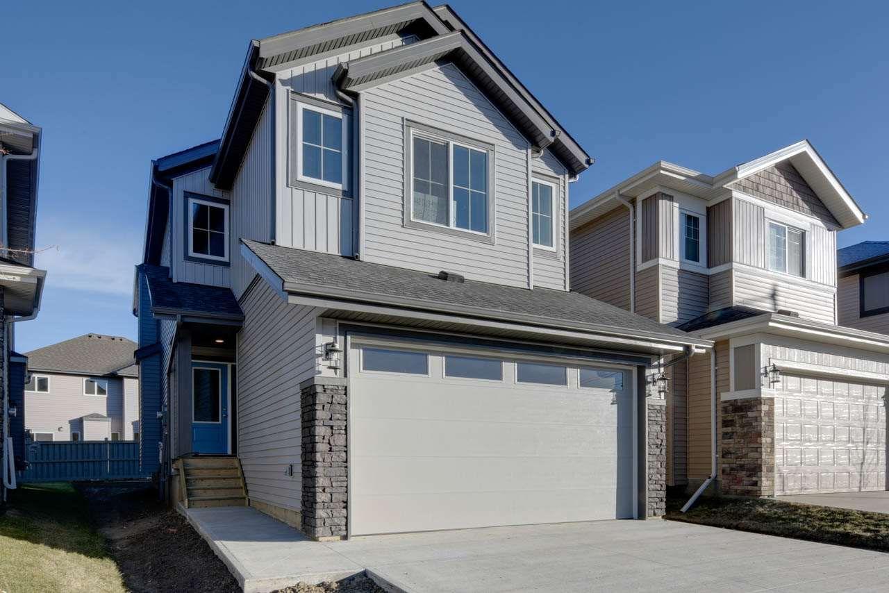 Main Photo: 8442 CUSHING Court in Edmonton: Zone 55 House for sale : MLS®# E4139539