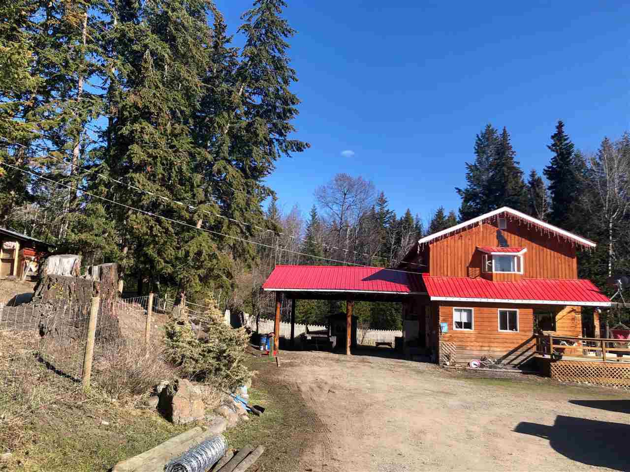 Main Photo: 3750 PARADISE Drive in Williams Lake: Williams Lake - Rural East House for sale (Williams Lake (Zone 27))  : MLS®# R2350243
