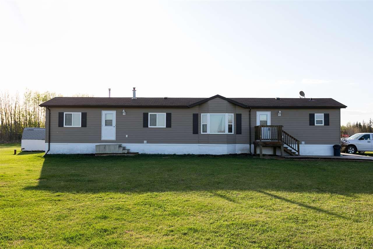 Main Photo: 27414 TWP RD 544: Rural Sturgeon County House for sale : MLS®# E4151444