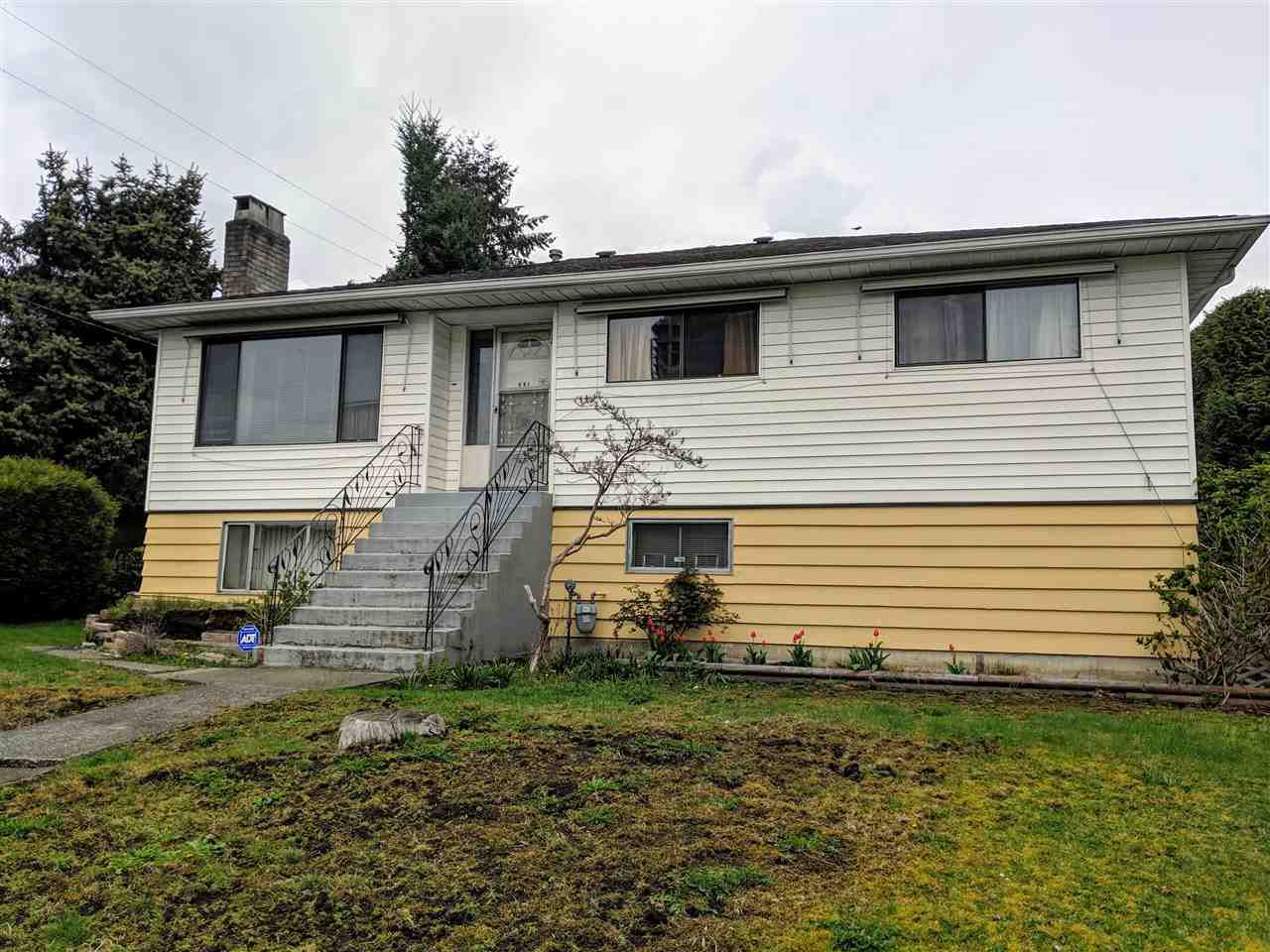 Main Photo: 641 ASPEN Street in Coquitlam: Coquitlam West House for sale : MLS®# R2359214
