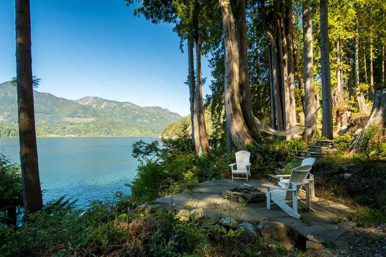 Main Photo: 2475 COTTON BAY Road: Gambier Island House for sale (Sunshine Coast)  : MLS®# R2370234
