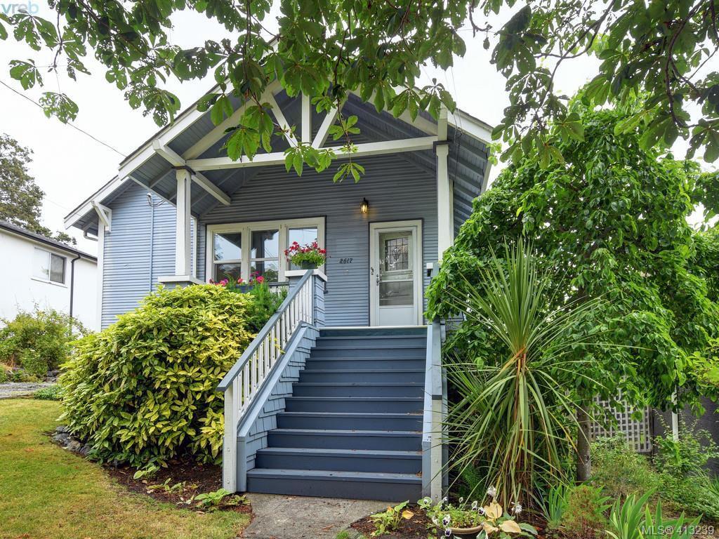 Main Photo: 2617 Fernwood Road in VICTORIA: Vi Oaklands Single Family Detached for sale (Victoria)  : MLS®# 413239