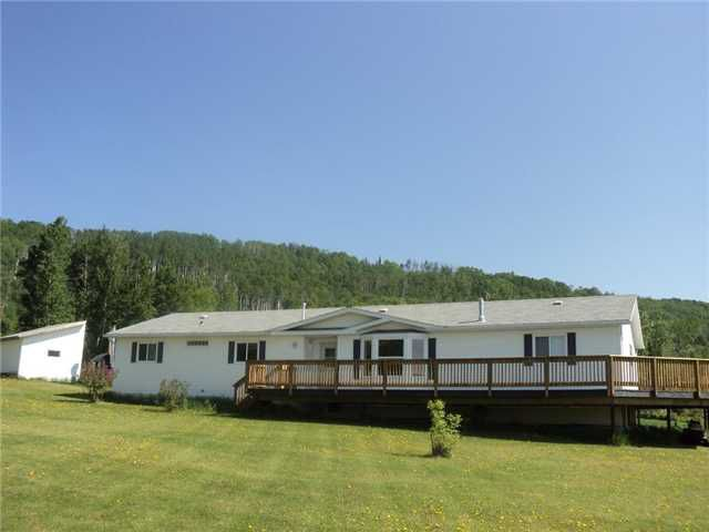 Main Photo: 7857 ALASKA Highway in Fort Nelson: Fort Nelson - Rural Manufactured Home for sale (Fort Nelson (Zone 64))  : MLS®# N208636