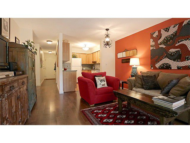 Main Photo: # 101 1422 E 3RD AV in Vancouver: Grandview VE Condo for sale (Vancouver East)  : MLS®# V1016564