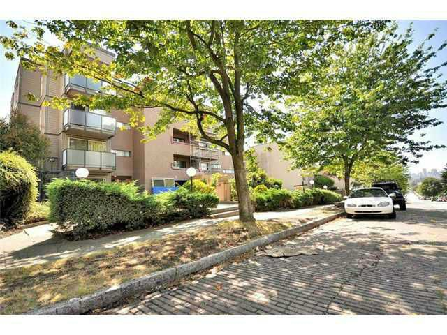 """Main Photo: 103 1864 FRANCES Street in Vancouver: Hastings Condo for sale in """"Landview Place"""" (Vancouver East)  : MLS®# V1029656"""