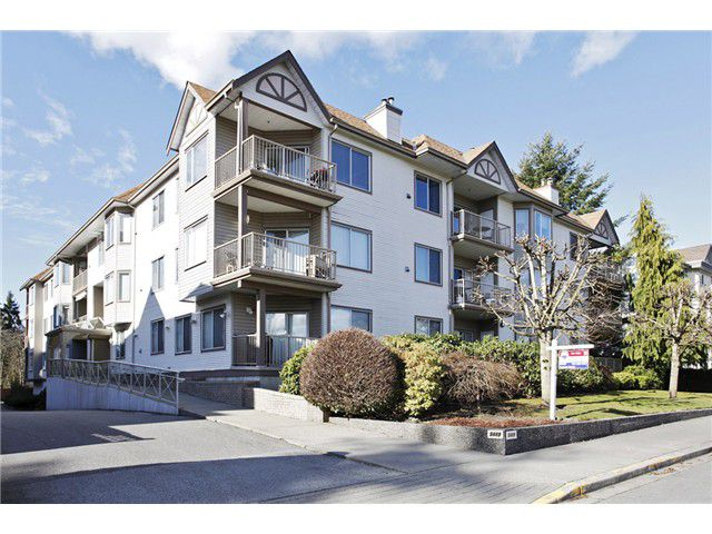 "Main Photo: 107 5489 201 Street in Langley: Langley City Condo for sale in ""Canim Court"" : MLS®# F1403388"
