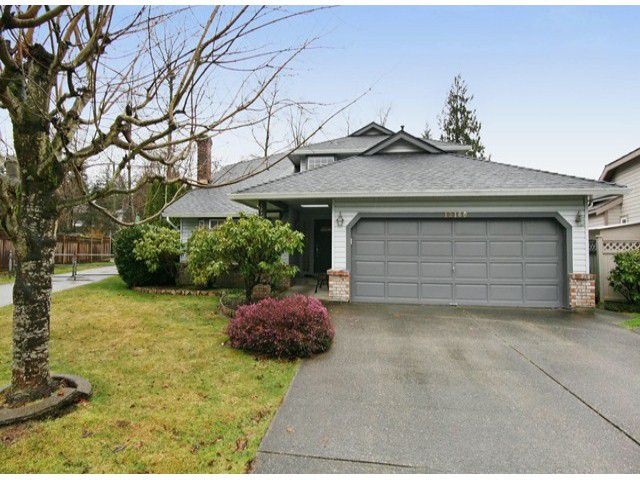 """Main Photo: 12160 NORTHPARK Crescent in Surrey: Panorama Ridge House for sale in """"BOUNDARY PARK"""" : MLS®# F1411315"""