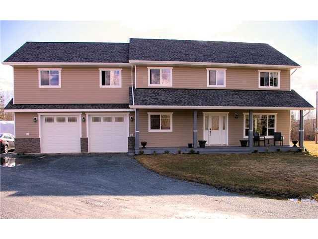 Main Photo: 8645 TABOR GLEN Drive in Prince George: Tabor Lake House for sale (PG Rural East (Zone 80))  : MLS®# N243492