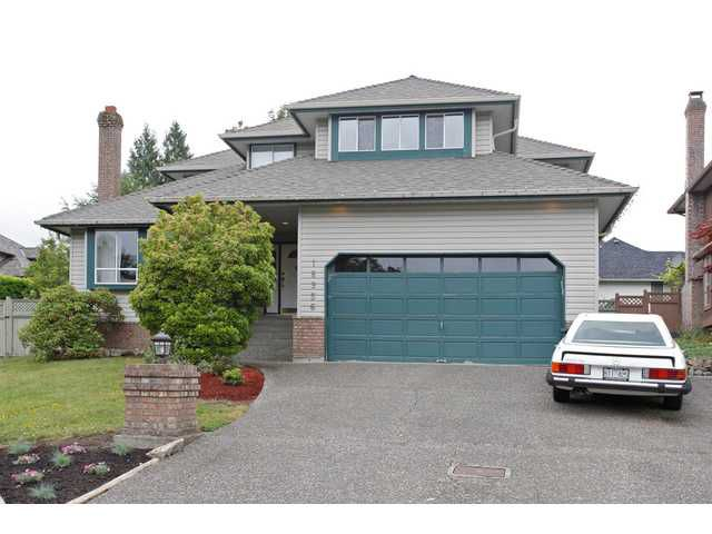 """Main Photo: 18956 59TH Avenue in Surrey: Cloverdale BC House for sale in """"ROSEWOOD PARK"""" (Cloverdale)  : MLS®# F1442275"""