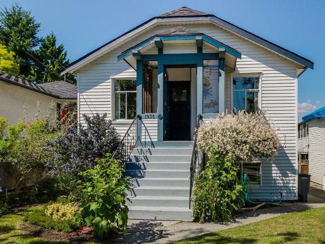 Main Photo: 1935 E GEORGIA Street in Vancouver: Hastings House for sale (Vancouver East)  : MLS®# V1126035