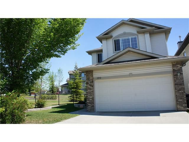 Main Photo: 100 TUSCANY RAVINE Road NW in Calgary: Tuscany House for sale : MLS®# C4030985