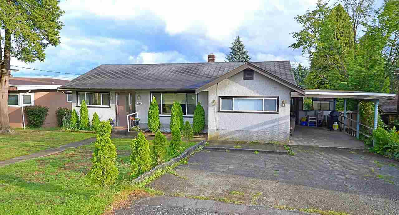 Main Photo: 912 STEWART Avenue in Coquitlam: Maillardville House for sale : MLS®# R2080968