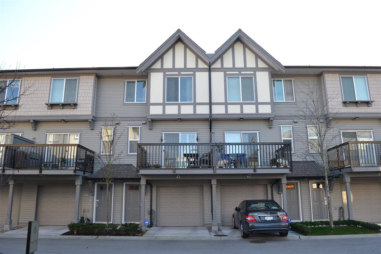 """Main Photo: 63 9566 TOMICKI Avenue in Richmond: West Cambie Townhouse for sale in """"Wishing Tree"""" : MLS®# R2101813"""