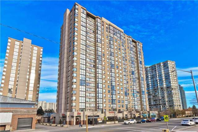 Main Photo: 204 285 Enfield Place in Mississauga: City Centre Condo for lease : MLS®# W3667761