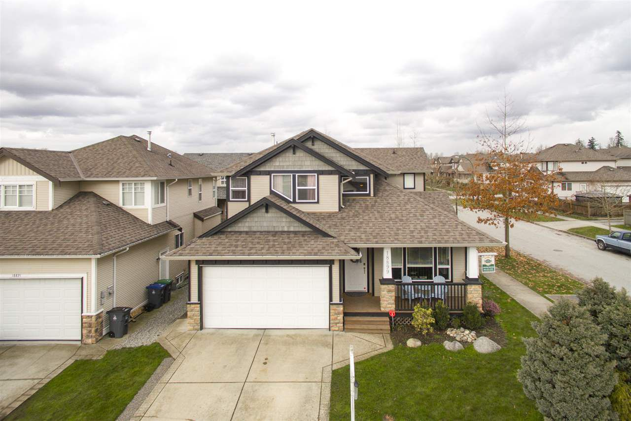 "Main Photo: 18899 68A Avenue in Surrey: Clayton House for sale in ""CLAYTON VILLAGE"" (Cloverdale)  : MLS®# R2146647"